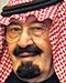 Promi Abdullah ibn Abd al-Aziz hat Geburtstag