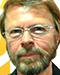 Björn Ulvaeus Portrait