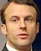 Emmanuel Macron Portrait