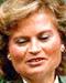 Hannelore Kohl Portrait