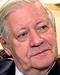 Helmut Schmidt Portrait