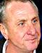 Johan Cruyff Größe