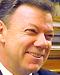 Promi Juan Manuel Santos hat Geburtstag