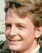 Michael J. Fox Größe