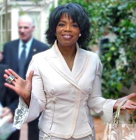 Oprah Winfrey Geburtstagsparty