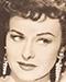Paulette Goddard Größe