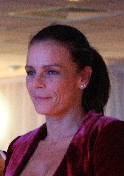 Promi Stephanie von Monaco hat Geburtstag