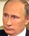Wladimir Putin Größe